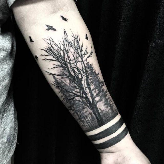 Forest Tattoo 04
