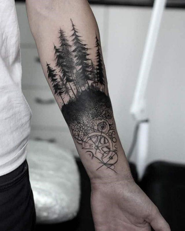 Forest Tattoo 05