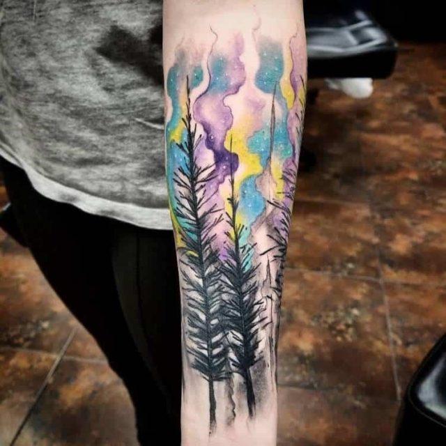 Forest Tattoo 07