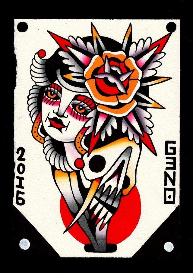 Geno Twilight Tattoo Pavia Italy 020
