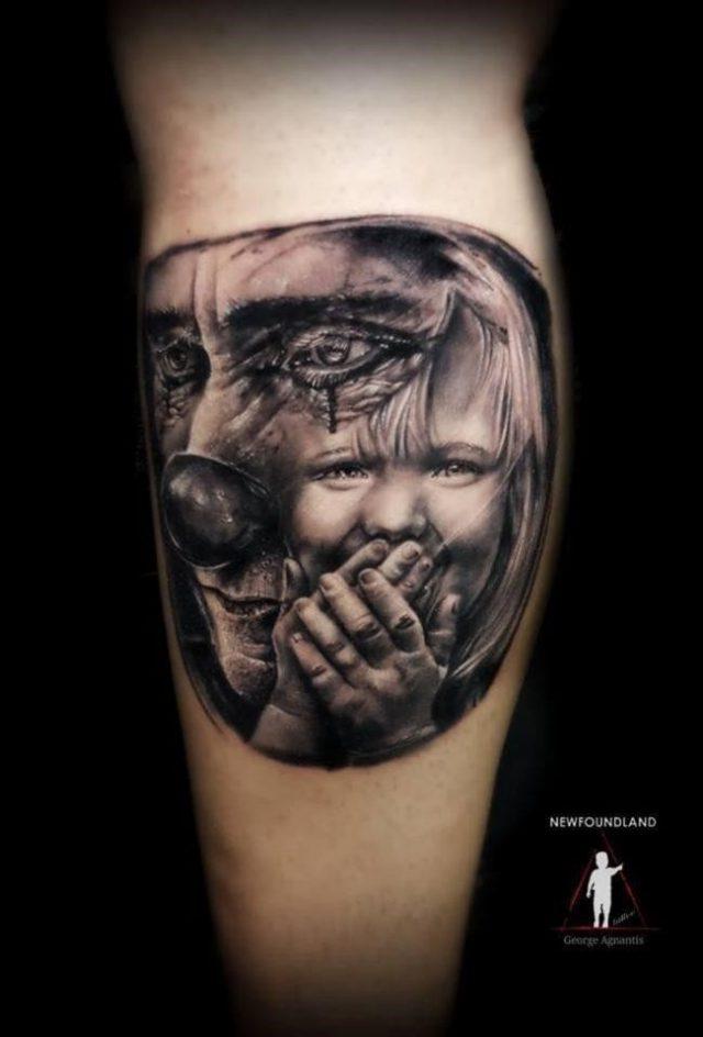George Greece Newfoundland tattoo ATE2019  4 650×959