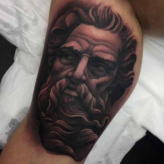 Greek God Mythology Tattoo 75 650×650