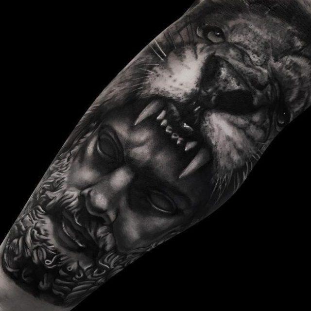 Greek tattoo  3 650×650