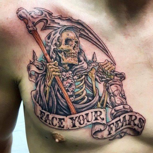 Grim Reaper Tattoos  5 650×650