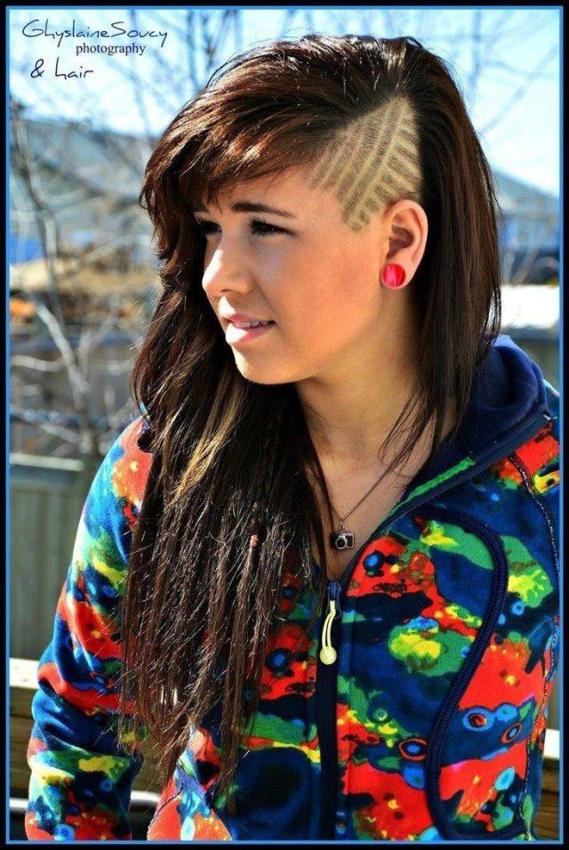 Hair Tattoo 12