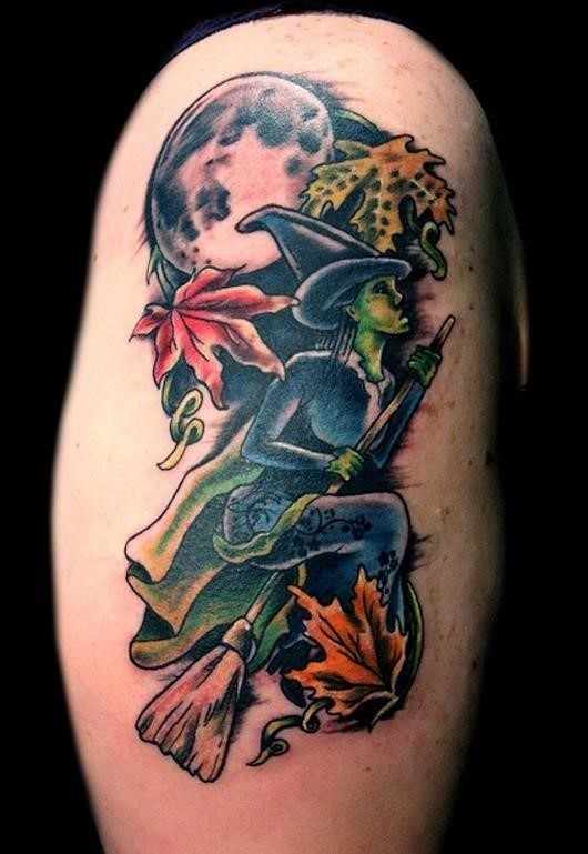 Halloween Tattoo Designs 5