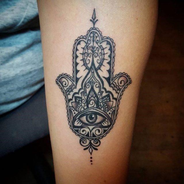 Hamsa Tattoo 72 765×765