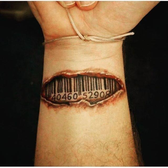 Hand Tattoos  2