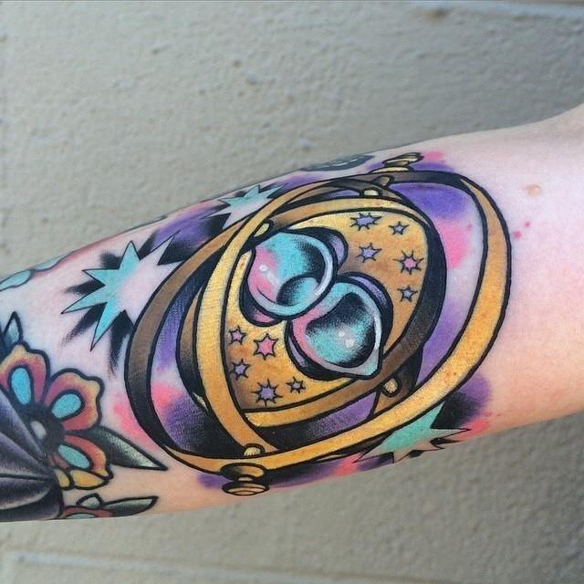 Harry potter tattoo ideas 18