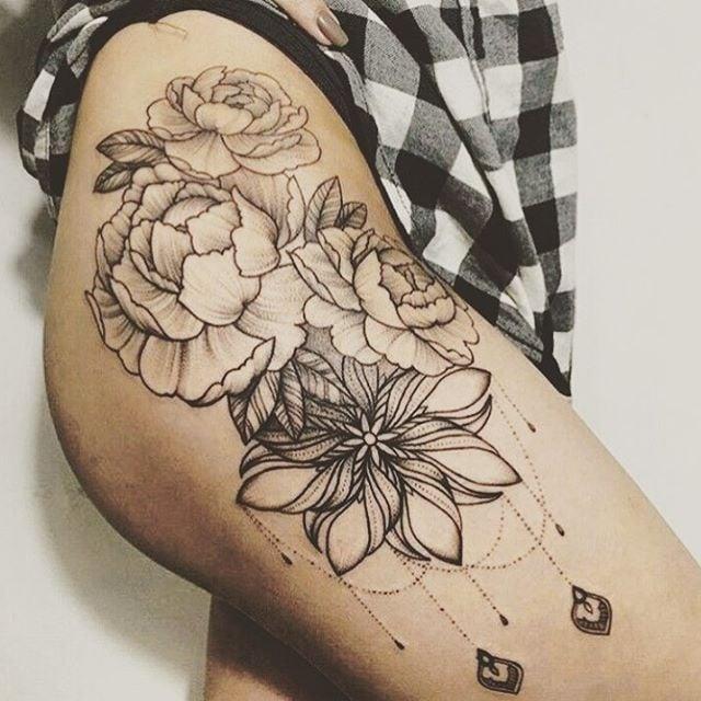 Hip Tattoo Ideas