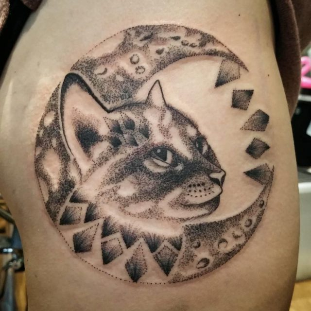 Hip Tattoo  5