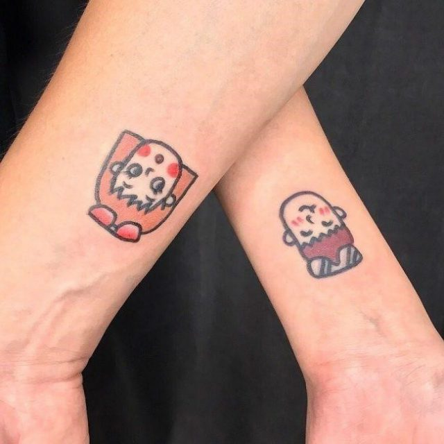 His and Hers Tattoos 21 650×650