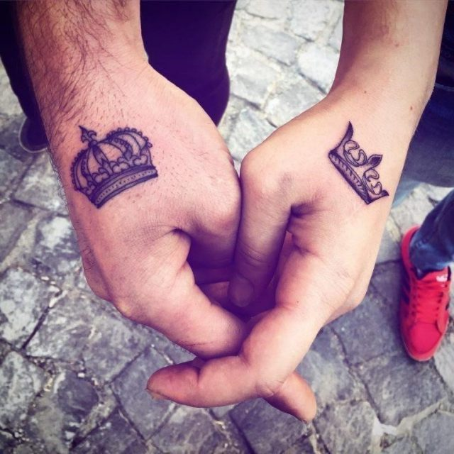 His and Hers Tattoos 29 765×765