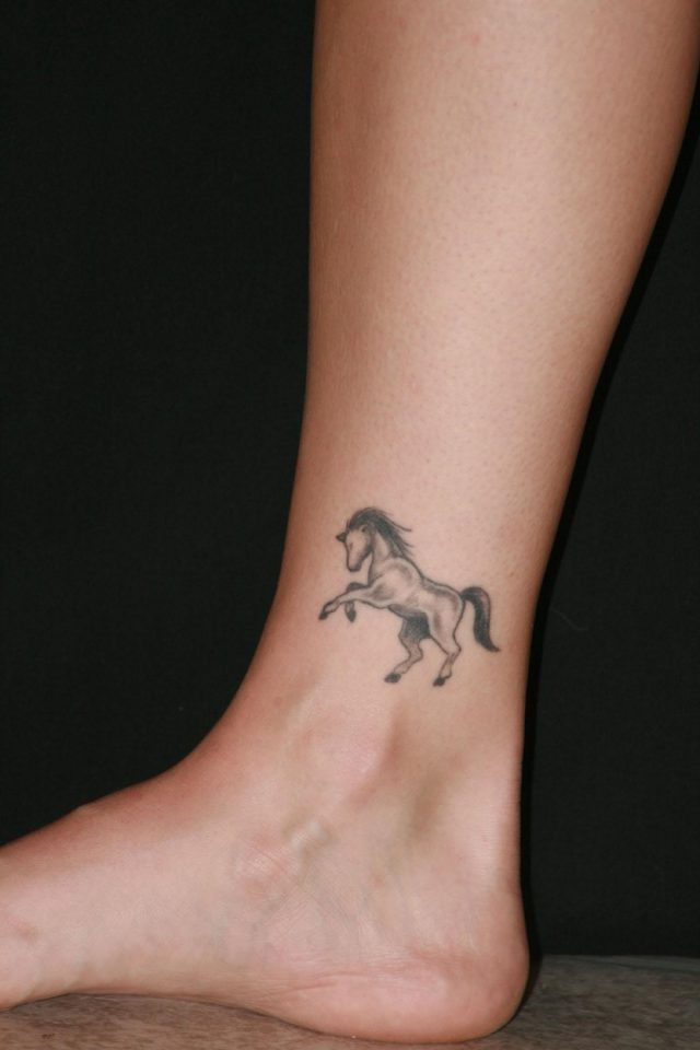 Horse Tattoos Pictures