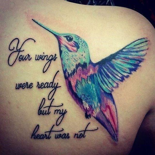 Hummingbird Tattoo  15 650×650