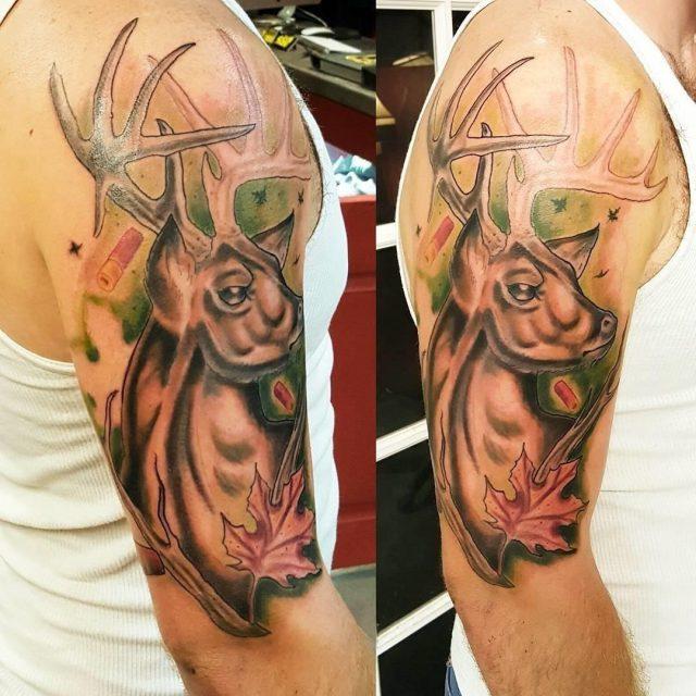 Hunting Tattoo  12