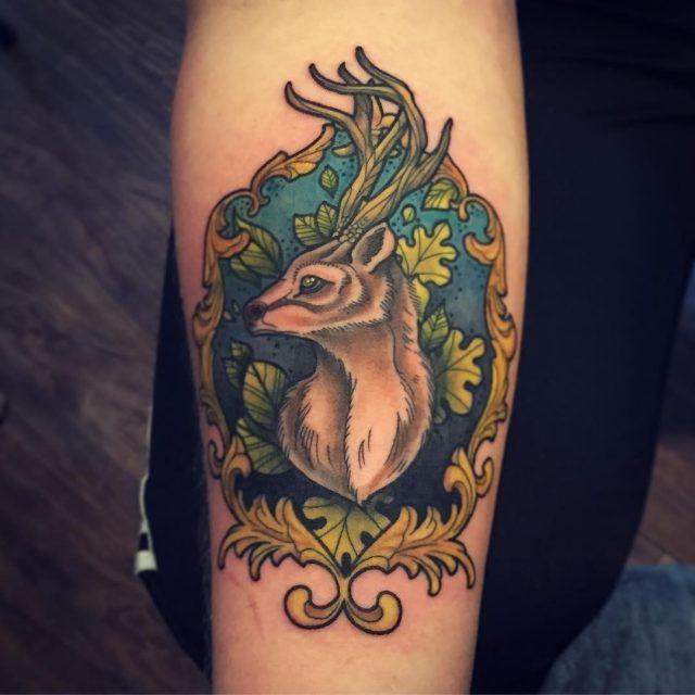 Hunting Tattoo  24