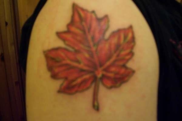 I am Canadian tattoo 106846