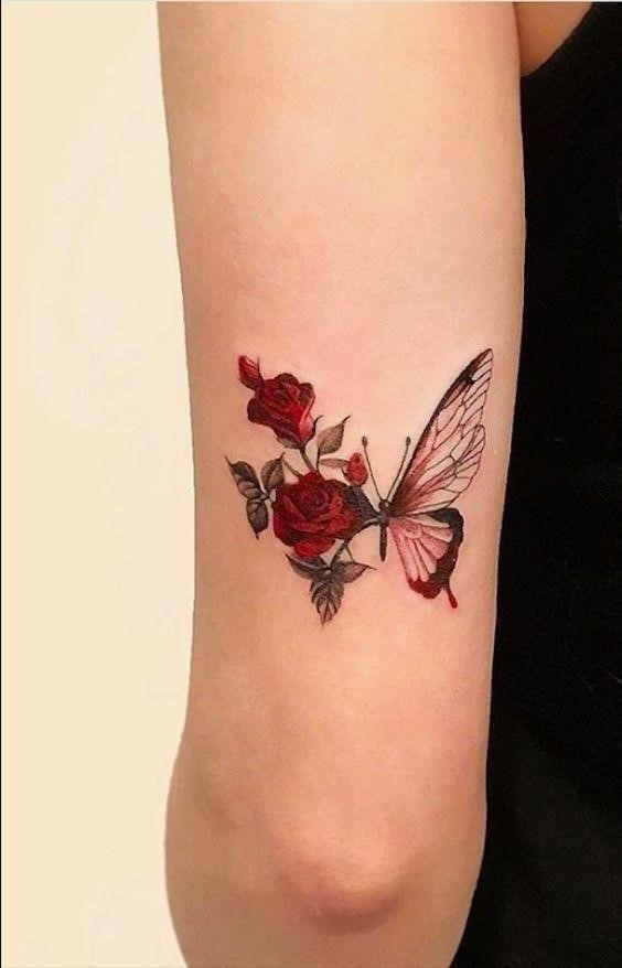 Impressive and Meaningful Butterfly Tattoos That Rock 6