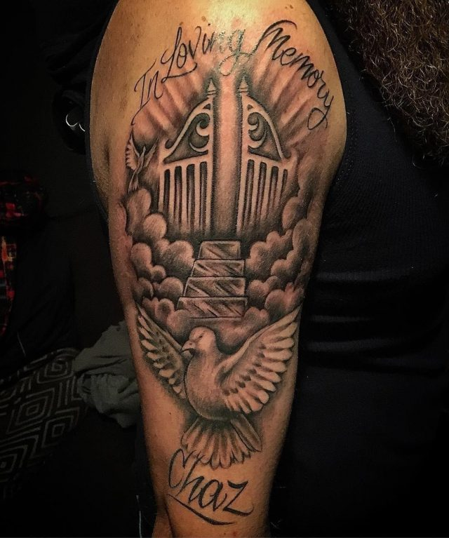 In Memory Tattoo  22