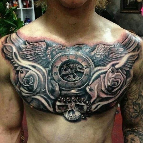 Insane Mechanics Tattoo Designs 17