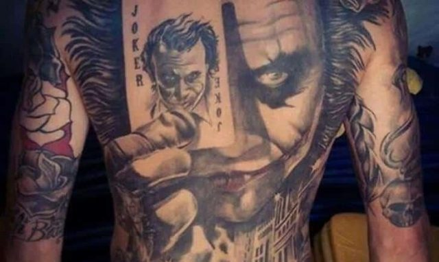 Joker Tattoo 9