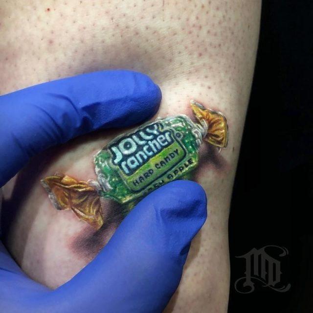Jolly Rancher Tattoo md