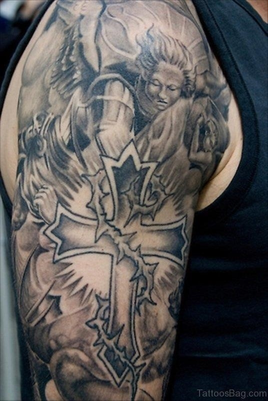 Judeo Christian Tattoo