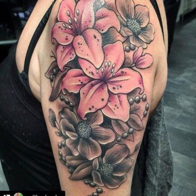 Lily Tattoos  6 650×650