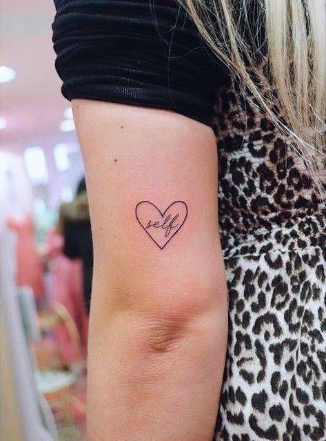 Love Self Tattoos