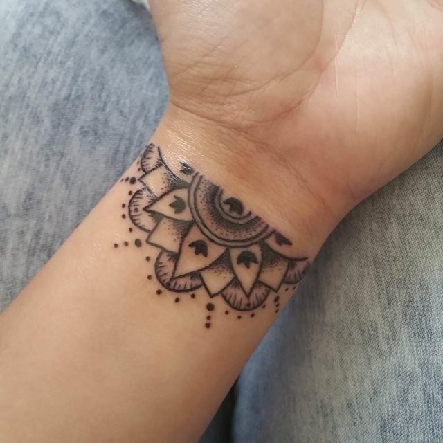 Lovely Design Tattoo