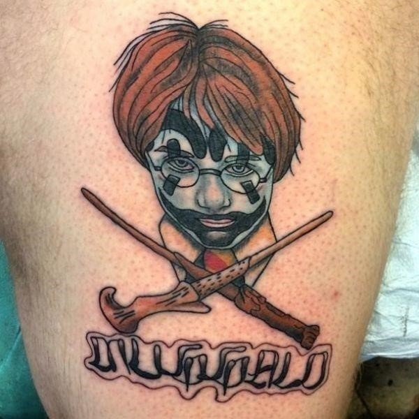 Magical Harry Potter Tattoo Designs0391