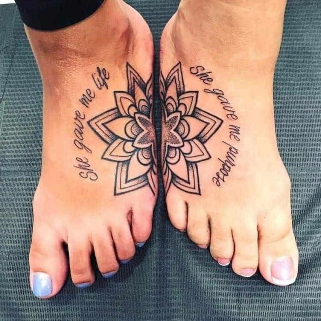 Matching mother daughter tattoo ideas OurMindfullife
