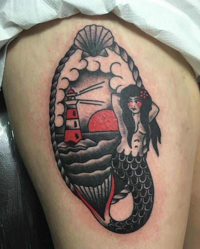 Mermaid Tattoos  4