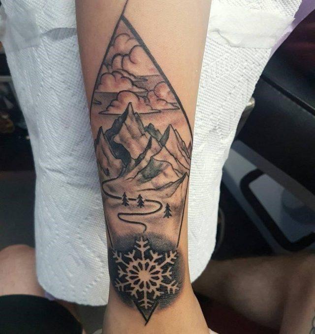 Mountain Tattoo 82 765×813