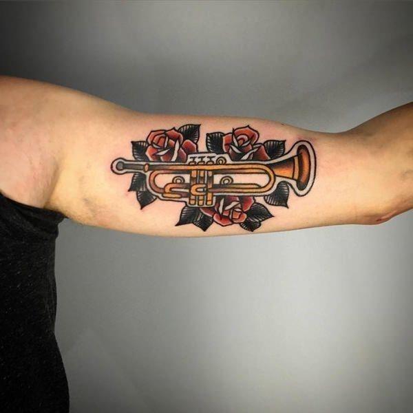 Music tattoos 018