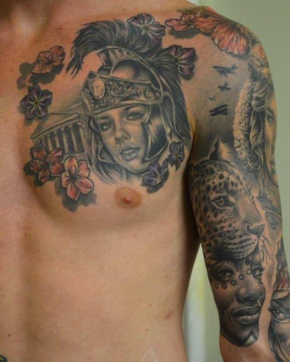 Mythological Tattoo Designs 24