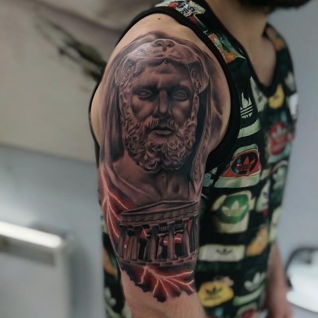 Mythological Tattoo Designs 35