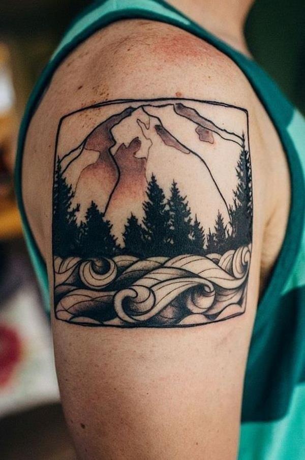 Nature Inspired tattoo designs6