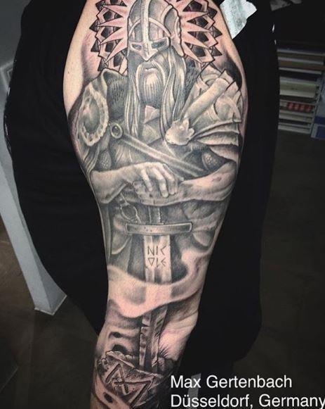 Norse tattoo 0