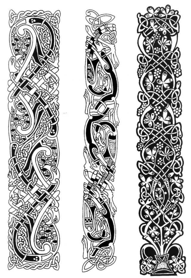 Outstanding Celtic Tattoos Design