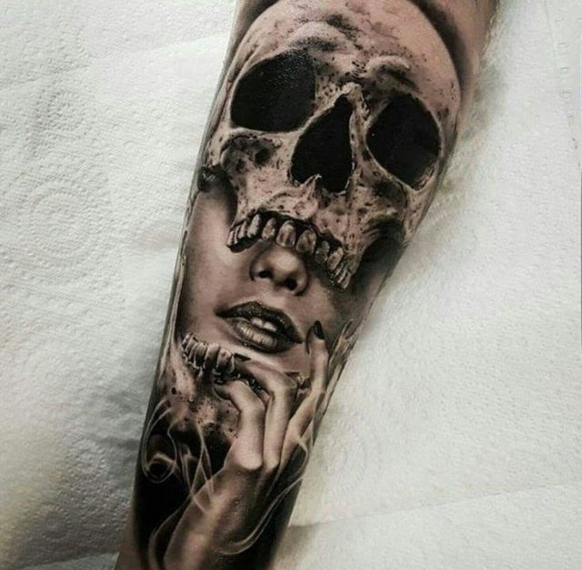 Photo Realism Tattoo Images
