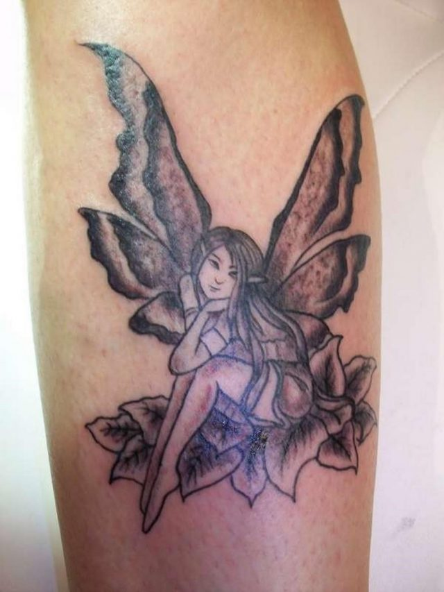 Pictures of Fairy Tattoos