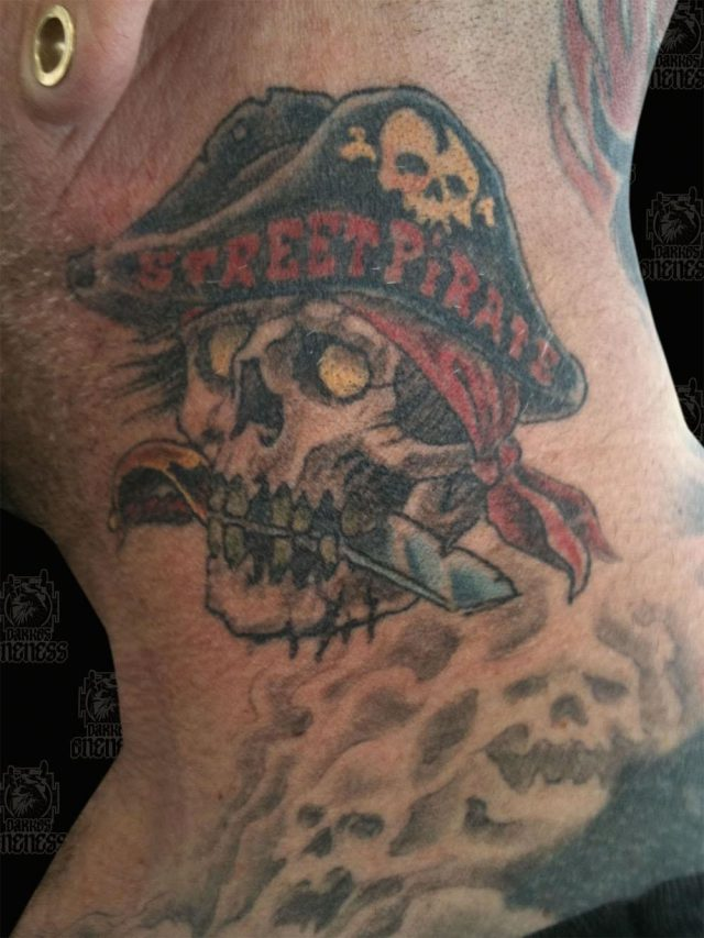 Pirate Tattoo Designs