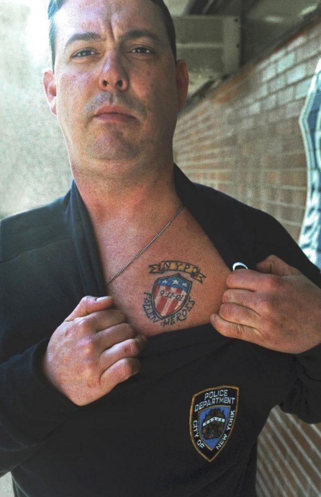 Police Officer Tattoos