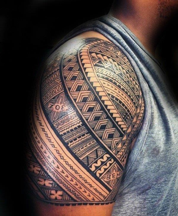 Polynesian Tattoo 6