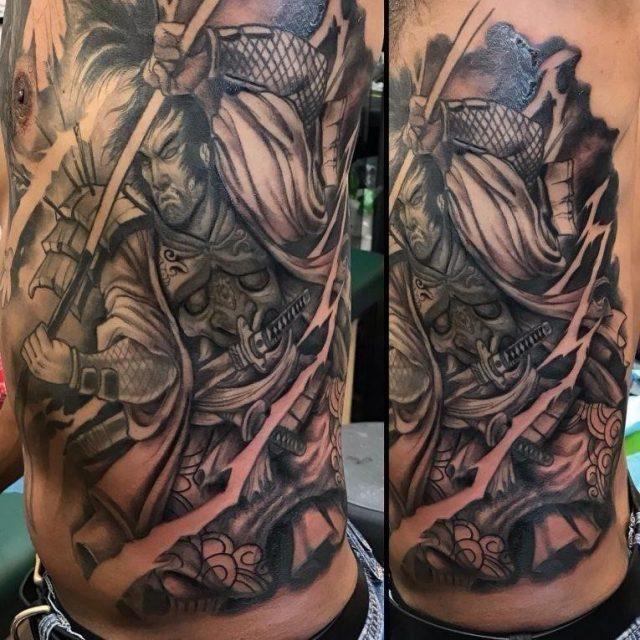 Rib Tattoo 74 765×765