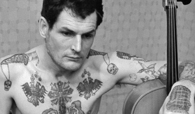 Russian Criminal Tattoo 10