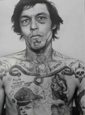 Russian Prison Tattoos picture