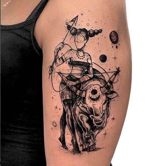 Sagittarius horoscope zodiac sign symbol 98
